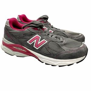 New Balance 990 Komen Race For The Cure Sneakers